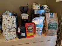 Tous les cafés ramenés